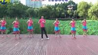 楠楠舞蹈——山花朵朵开(欢快民族风附教学)原创附正背面教学口令分解动作演示