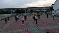 宣城心怡廣場舞《哥哥妹妹》(晚練)正背面口令分解動作教學演示