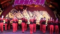 偉英廣場舞《新年財運到》正反面演示及分解動作教學