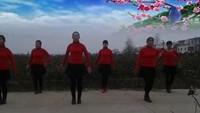 江西霞妹廣場舞《我愛廣場舞》口令分解動作教學演示
