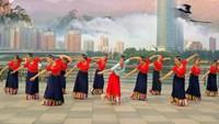 太原魅力無限廣場舞《卓瑪泉》編舞:午后驕陽原創附教學口令分解動作演示