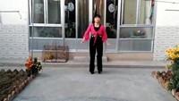 孔雀阿梅舞蹈《桃花姑娘》正背面演示及慢速口令教学