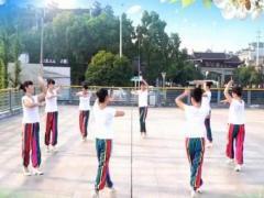 吉美廣場舞《掀起你的蓋頭來》維族舞蹈零基礎第六課正背面演示及口令分解動作教學和背面演