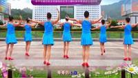 《納西情歌》吉美廣場舞(正面)正反面演示及分解動作教學