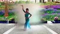 謝春燕原創傣族舞《花樓戀歌》個人正面演示正背面演示及口令分解動作教學