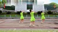 《親愛的我愛你》中三 吉美廣場舞(背面)正背面口令分解動作教學演示