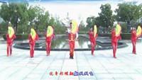 扇子舞 红尘蝶恋 楠楠舞蹈 原创含背面和分解动附正背表演口令分解动作分解教学