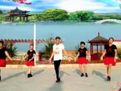 定州強哥廣場舞《北江美》原創32步附教學口令分解動作教學演示
