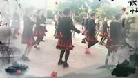 美麗姐妹廣場舞《哥哥妹妹》經典正背面演示及口令分解動作教學