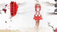 云儿流行舞 中国风《寄明月》附:教学附正背表演口令分解动作分解教学