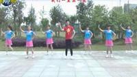 楠楠舞蹈《萌萌在哪里》现代优雅风格附教学正背面演示及口令分解动作教学和背面演