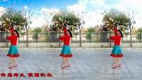陳瑤湖廣場舞《天越藍我就越想你》無暇清秋個人版附正背表演口令分解動作分解教學