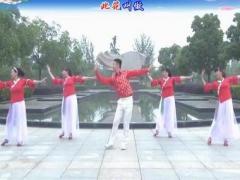 楠楠舞蹈《对花》(黄梅调版舞蹈附教学)附正背表演口令分解动作分解教学