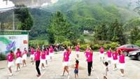 阿梅舞蹈《兄弟姐妹一家亲》编舞:青儿 团队演示附正背面口令分解教学演示