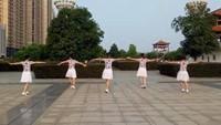 九龍灣廣場舞隊《你幸福我才快樂》原創附正背面教學口令分解動作演示