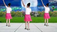 幸福的花姐廣場舞《借點情借點愛》原創32步附分解口令分解動作教學