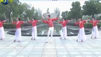 楠楠舞蹈《对花》(黄梅调版舞蹈附教学)正背面口令分解动作教学演示