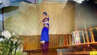 海帆舞之戀 傣族舞《花樓戀歌》編舞:秦來財經典正背面演示及口令分解動作教學