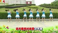 楊麗萍廣場舞《哥哥妹妹》手腕韻律入門舞蹈完整版演示及分解教學演示