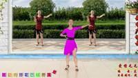 藏香廣場舞《愛情毛毛雨》恰恰倫巴風格 編舞:范范完整版演示及分解教學演示
