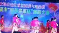 梨木社區舞蹈隊《我愛廣場舞》附正背表演口令分解動作分解教學