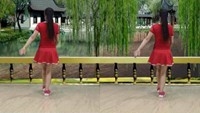 西門香香廣場舞原創簡單12步《啞巴新娘》附分解完整版演示及分解教學演示