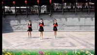 《排舞恰恰》吉美廣場舞(背面)(剪切)正背面演示及口令分解動作教學