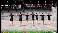 《排舞恰恰》吉美廣場舞(正面)(剪切)正背面口令分解動作教學演示