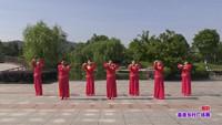 浙江江山老年大學舞蹈二隊 國韻 表演 團隊版附正背面口令分解教學演示