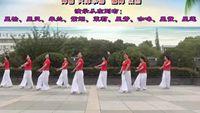 茉莉舞蹈《嘎域明珠》原创中三抒情优美附教学正背面口令分解动作教学演示