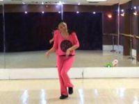 糖豆廣場舞課堂 20130130 花樓戀歌(上)完整版演示及口令分解動作教學