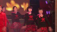 2019春晚云南站·贵州毕节花舞时代舞队闯码头表演团队版 正反面演示及分解动作教学