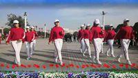 郸城红颜鬼步舞花太香表演团队版 原创附教学口令分解动作演示