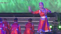 2019春晚云南站·新疆哈密市文化馆艺术团瓜乡舞队一曲相送表演团队版
