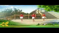 華之靈廣場舞《美麗的內蒙古》編舞;昌黎波波 原創附正背面教學口令分解動作演示
