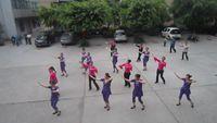 四川韻之舞隊《阿哥阿妹》 口令分解動作教學