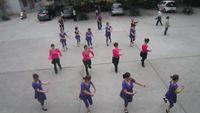 四川韻之舞隊《妹妹好心酸》 經典正背面演示及口令分解動作教學