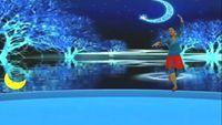 応子廣場舞《藍色天夢》習舞鴻雁 正背面演示及口令分解動作教學和背面演