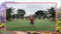 福建龍巖秀紅廣場舞《幺妹住在十三寨》,編舞:清舞 正背面口令分解動作教學演示