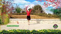 濟南迎春花廣場舞《美麗的草原我的家》編舞:劉榮 完整版演示及分解教學演示