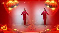 金壇愚池姐妹廣場舞《新年財運到》編舞:重慶葉子. 正背面演示及慢速口令教學