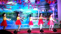 緣分的天空廣場舞《拜新年》 經典正背面演示及口令分解動作教學