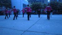 四川韻之舞隊《相親相愛一輩子》 口令分解動作教學