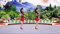 惠州石灣玲玲廣場《納西情歌》水兵舞附教學。編舞阿琴 口令分解動作教學