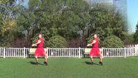泉城舞韻廣場舞《因為愛著你》262編舞:藝佳怡。 完整版演示及分解教學演示