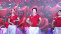 玉米舞蹈年会节目《爱情雨夹雪》 经典正背面演示及口令分解动作教学