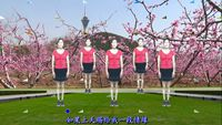 紫羅蘭廣場舞《做你最愛的人》編舞吉美廣場舞 原創附教學口令分解動作演示