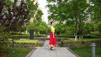 寧波楓葉廣場舞《穿行》 經典正背面演示及口令分解動作教學
