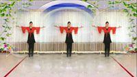 大建明子廣場舞原創118《中國歌最美》32步附分解附正背面口令分解教學演示