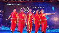 城城原創廣場舞《中國歌最美》城城團隊活動演出 原創附教學口令分解動作演示